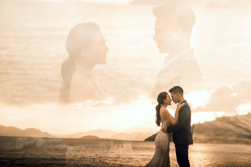 chụp hình cưới đẹp vĩnh hy