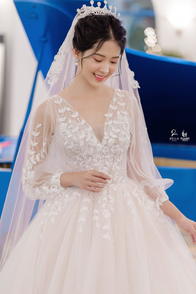 áo cưới đẹp sài gòn