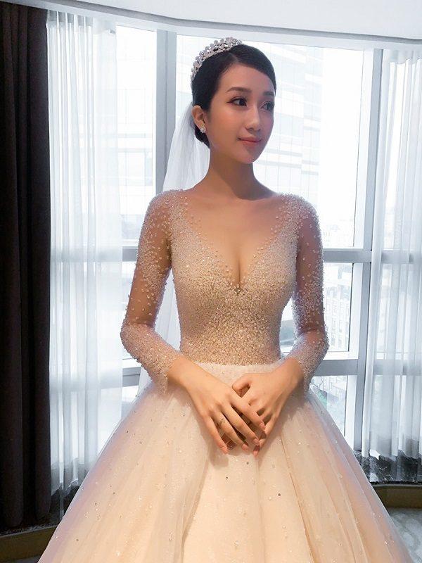 váy cưới đẹp sài gòn