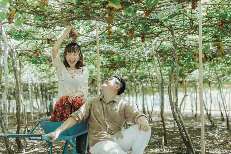 ảnh cưới đẹp ở Ninh Thuận