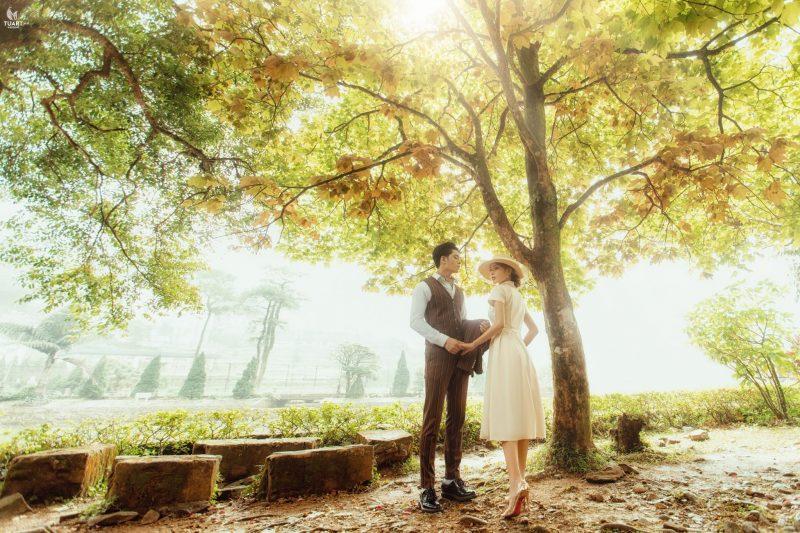 chụp ảnh cưới đẹp hải dương