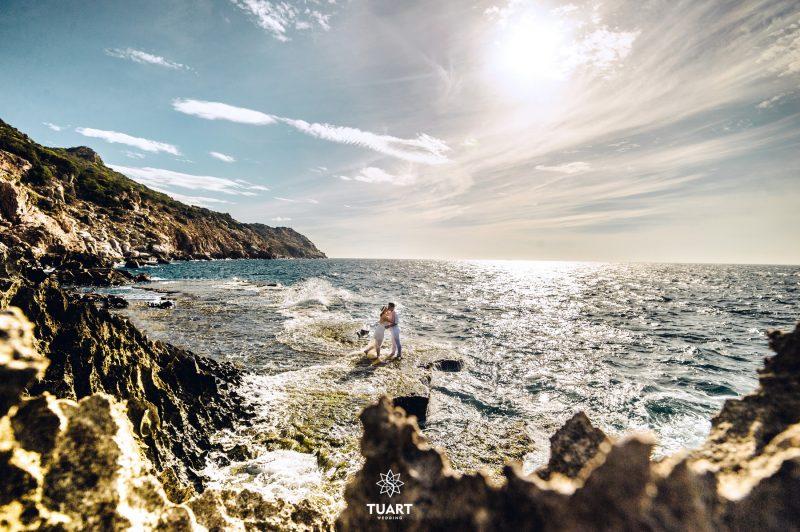 chụp ảnh cưới đẹp hang rái