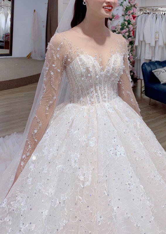 áo cưới đẹp nha trang