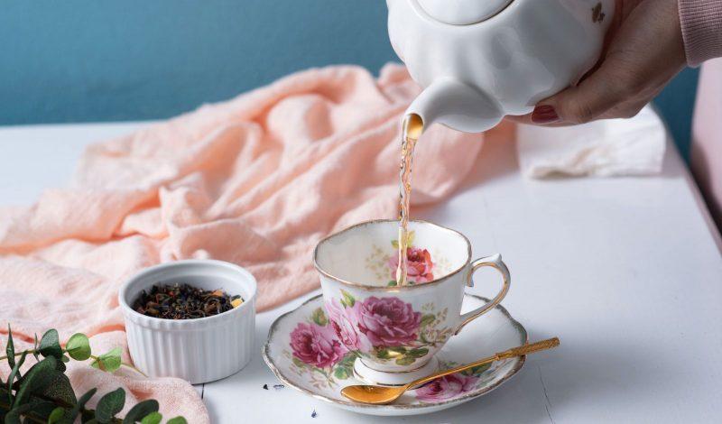 trà quà tặng lễ tình nhân