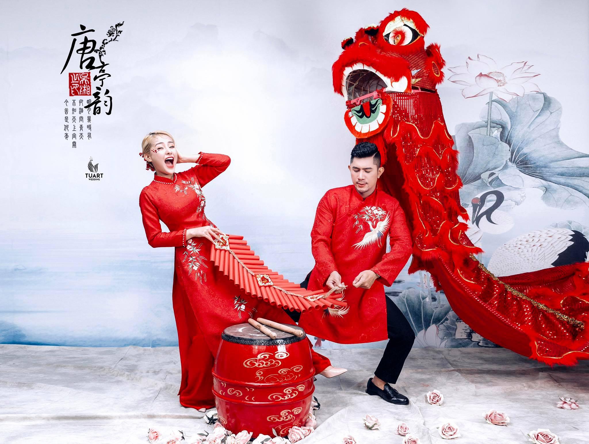Album ảnh tết Đẹp – Độc – Lạ : Lương Bằng Quang – Ngân 98
