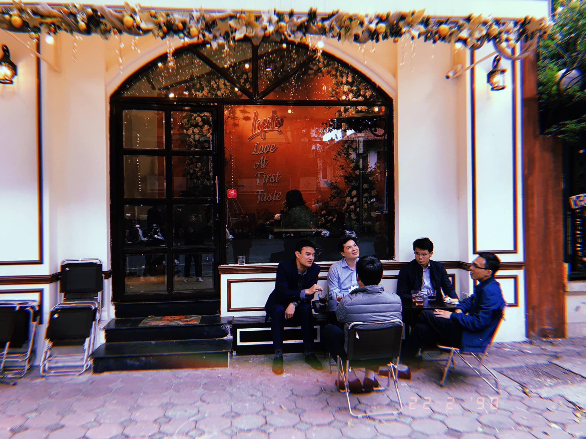 quán cafe ngon