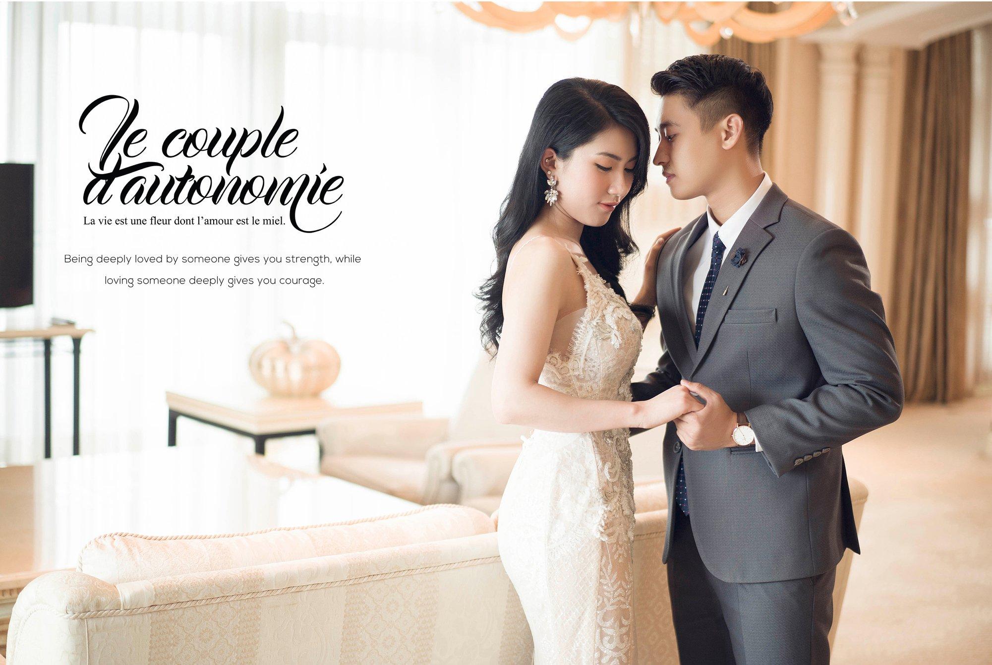 Album ảnh cưới đẹp tại Hà Nội : Smiley Ville