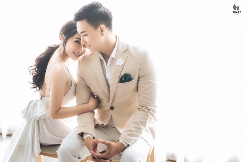 Album ảnh cưới đẹp phong cách Hàn Quốc : Studio Tuart Wedding