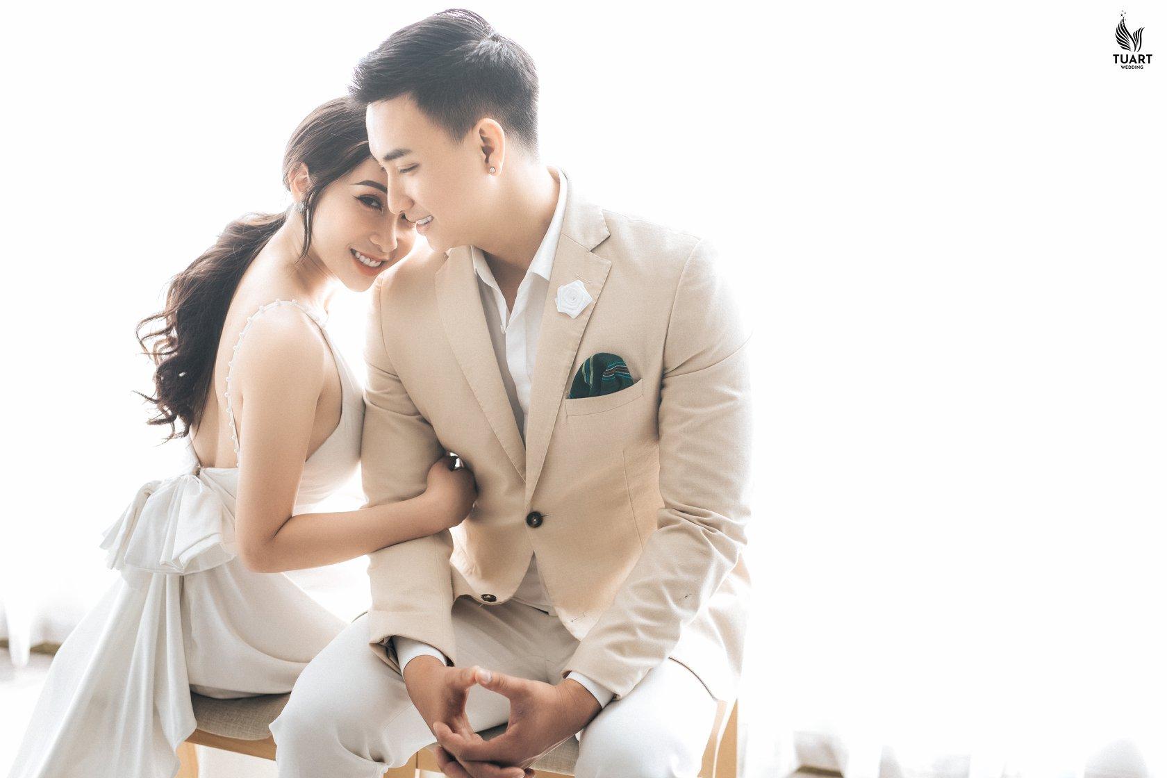 Album ảnh cưới đẹp Sài Gòn : Studio Tuart Wedding