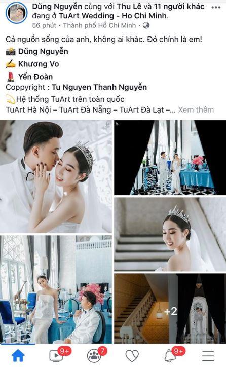 ảnh cưới đep