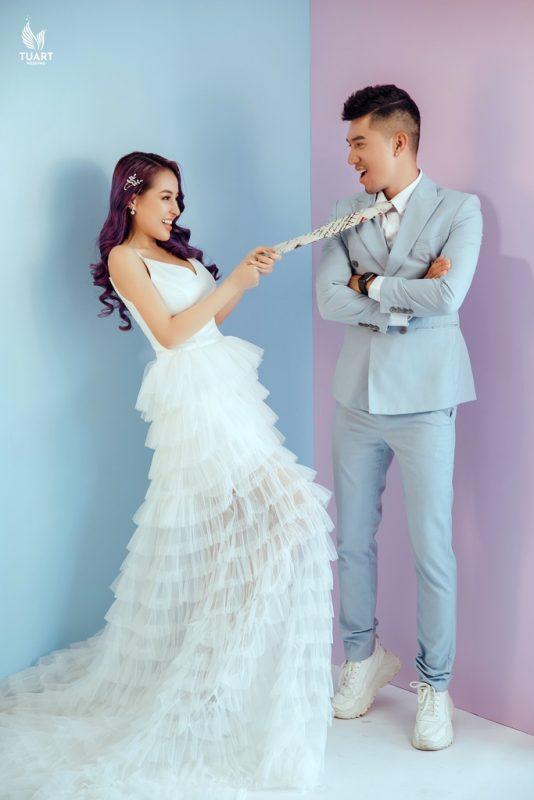 Album ảnh cưới đẹp tại Hồ Chí Minh : Studio Tuart Wedding