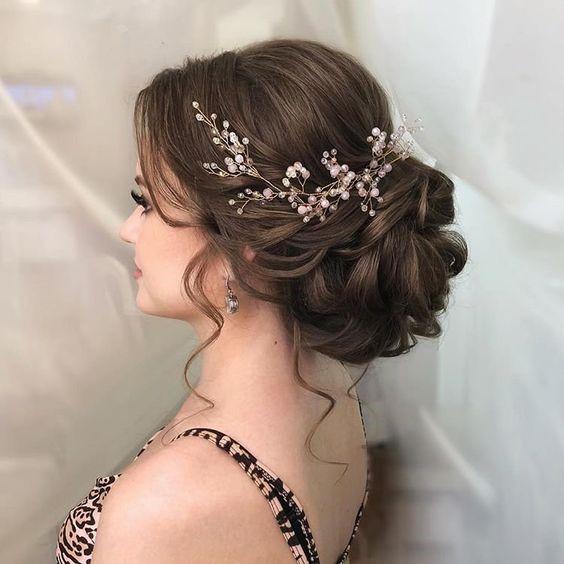 tóc cô dâu đẹp
