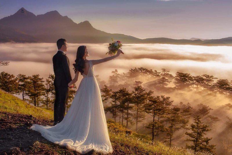 hình cưới đẹp quận 8
