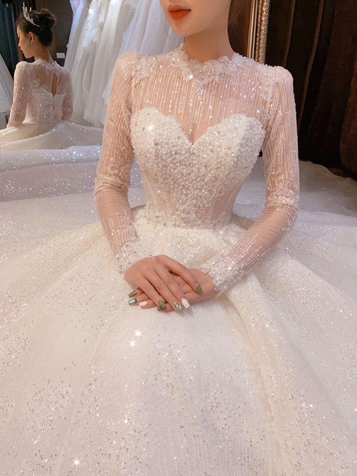 áo cưới đẹp ninh bình