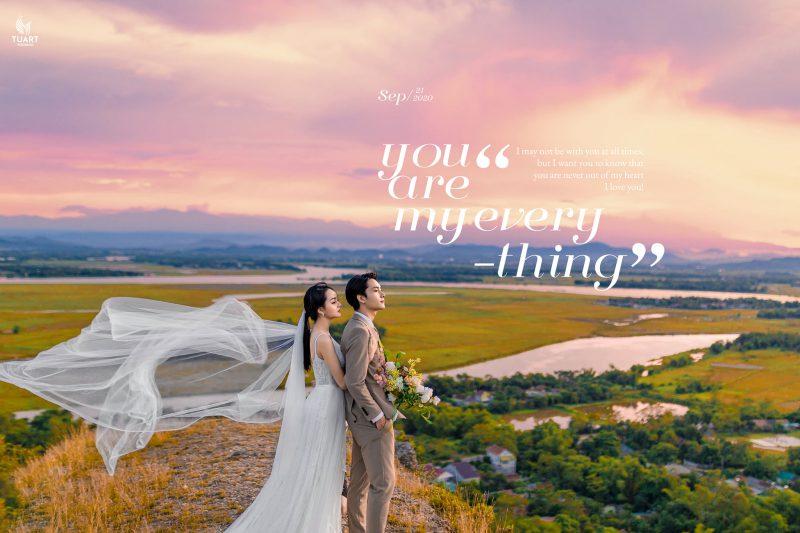 chụp ảnh cưới đẹp Vinh