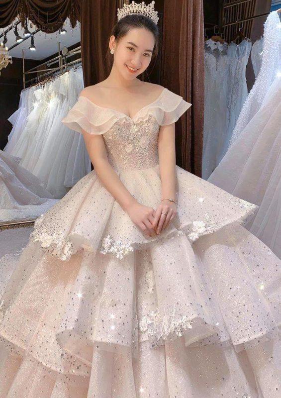 váy cưới đẹp ninh bình