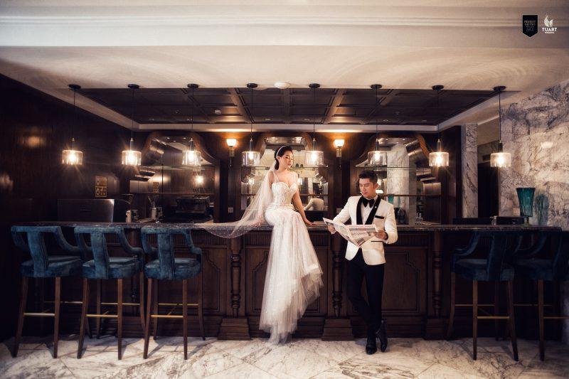 ALBUM PRE-WEDDING PHONG CÁCH CỔ ĐIỂN