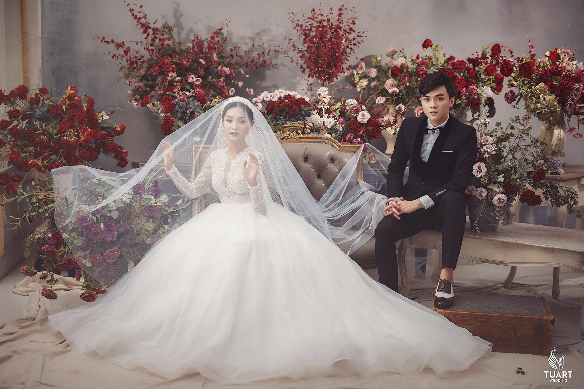 ALBUM PRE-WEDDING PHONG CÁCH HÀN QUỐC TẠI SANTORINI