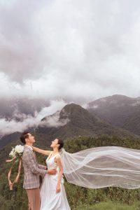 Album chụp ảnh cưới đẹp tại Sapa - Lào Cai