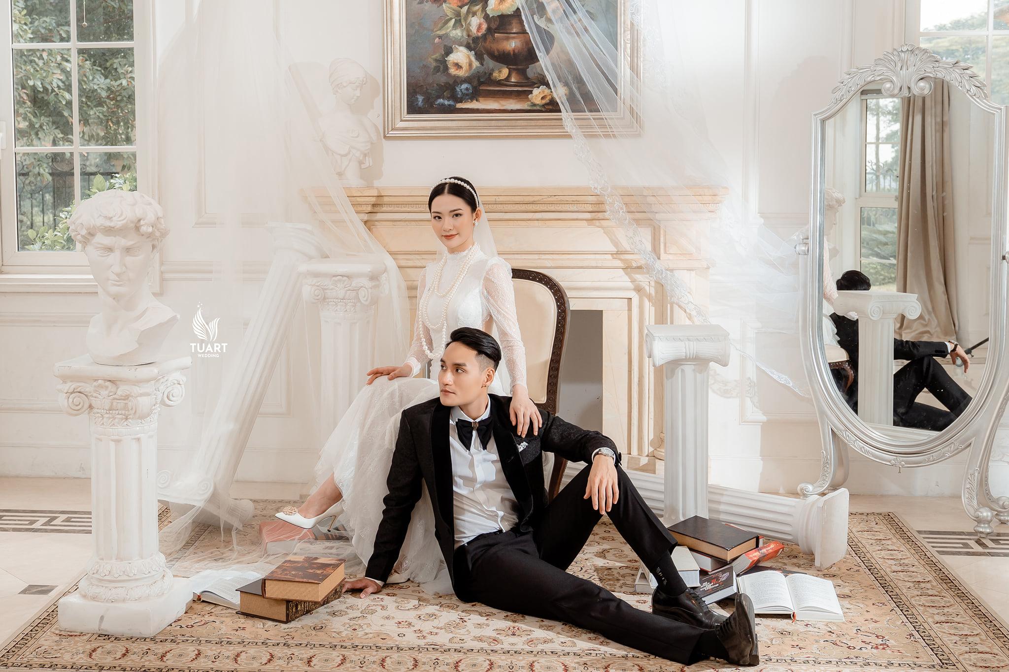 TuArt Galaxy – Album ảnh cưới đẹp ở Hà Nội
