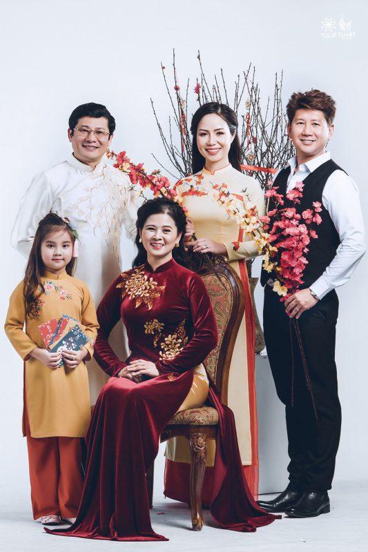 hình gia đình đẹp
