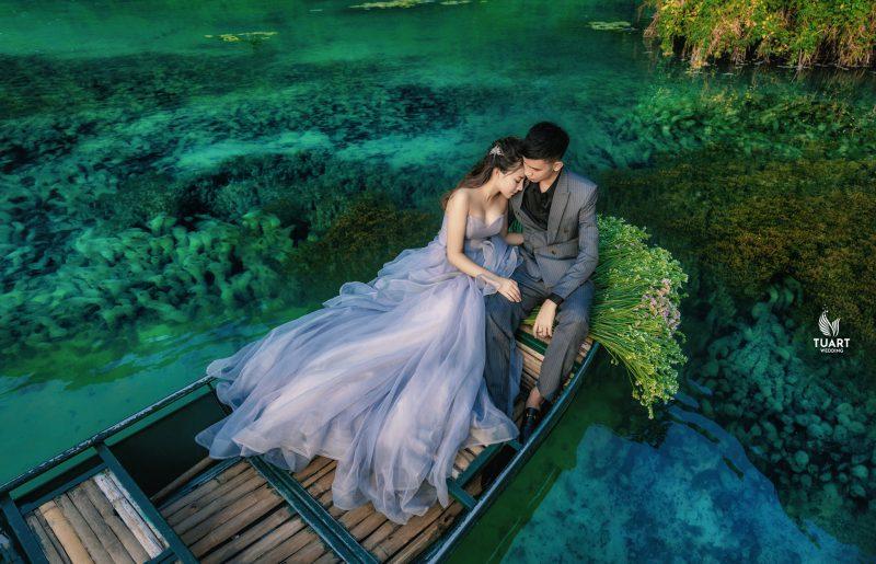 hình cưới đẹp ninh bình