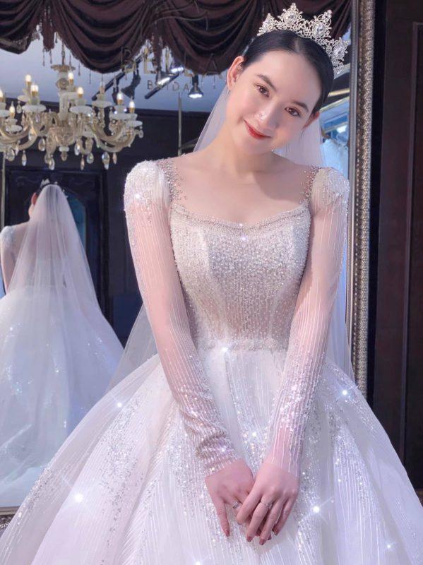 địa chỉ thuê váy cưới đẹp